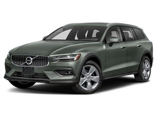 2021 Volvo V60 Cross Country Wagon Pine Gray Metallic
