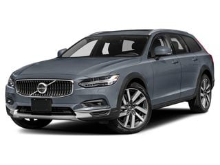 2021 Volvo V90 Cross Country Wagon Thunder Gray Metallic