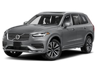 2021 Volvo XC90 SUV Thunder Gray Metallic