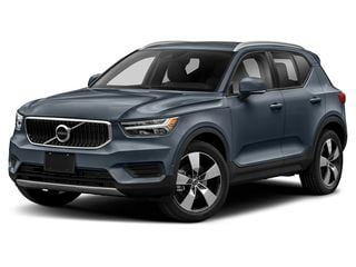 2021 Volvo XC40 SUV Thunder Gray Metallic