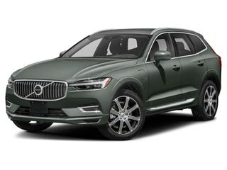 2021 Volvo XC60 Recharge Plug-In Hybrid SUV Pine Gray Metallic