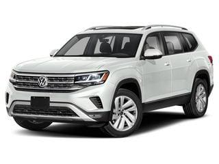 2021 Volkswagen Atlas SUV Oryx White Pearl