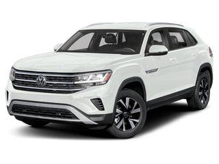 2021 Volkswagen Atlas Cross Sport SUV Oryx White Pearl