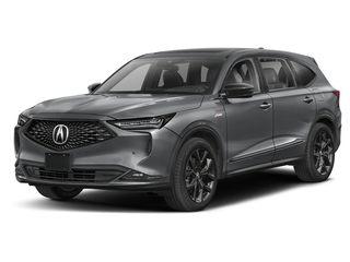 2022 Acura MDX SUV Liquid Carbon Metallic