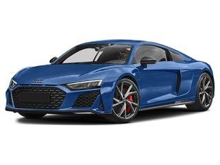 2022 Audi R8 Coupe Ara Blue Crystal Effect