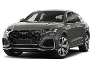 2022 Audi RS Q8 SUV Nardo Gray