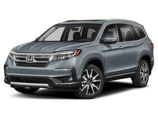 2022 Honda Pilot SUV Sonic Gray Pearl