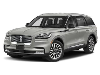 2022 Lincoln Aviator SUV Silver Radiance Metallic Clearcoat