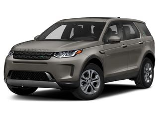 2022 Land Rover Discovery Sport SUV Lantau Bronze Metallic