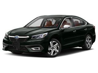 2022 Subaru Legacy Sedan Crystal Black Silica