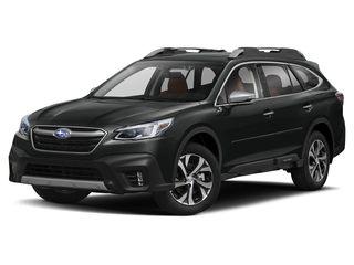 2022 Subaru Outback SUV Crystal Black Silica