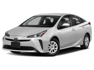 2022 Toyota Prius Hatchback Wind Chill Pearl