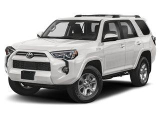 2022 Toyota 4Runner SUV Super White