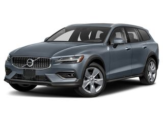 2022 Volvo V60 Cross Country Wagon Thunder Gray Metallic