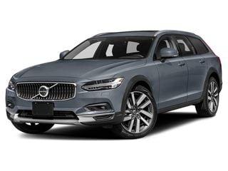 2022 Volvo V90 Cross Country Wagon Thunder Gray Metallic