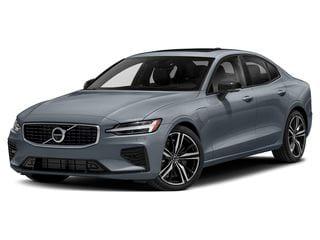 2022 Volvo S60 Recharge Plug-In Hybrid Sedan Thunder Gray Metallic