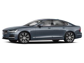 2022 Volvo S90 Recharge Plug-In Hybrid Sedan Thunder Gray Metallic