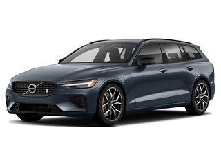 2022 Volvo V60 Recharge Plug-In Hybrid Wagon Thunder Gray Metallic