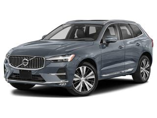 2022 Volvo XC60 SUV Thunder Gray Metallic