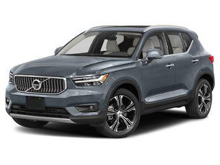 2022 Volvo XC40 SUV Thunder Gray Metallic
