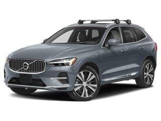 2022 Volvo XC60 Recharge Plug-In Hybrid SUV Thunder Gray Metallic
