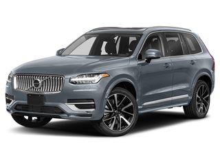 2022 Volvo XC90 Recharge Plug-In Hybrid SUV Thunder Gray Metallic
