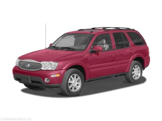 2005 Buick Rainier CXL SUV Photos | J.D. Power