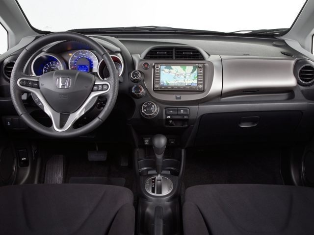 2012 Honda Fit Review Near Dallas Texas