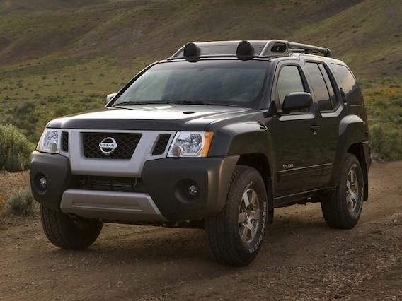 Used 2011 Nissan Xterra Phoenix Az Compare Xterra