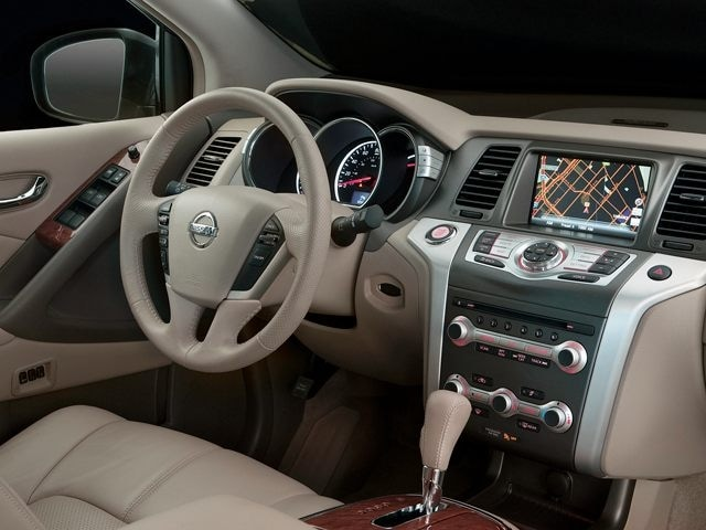 2011 Nissan Murano Of Texas