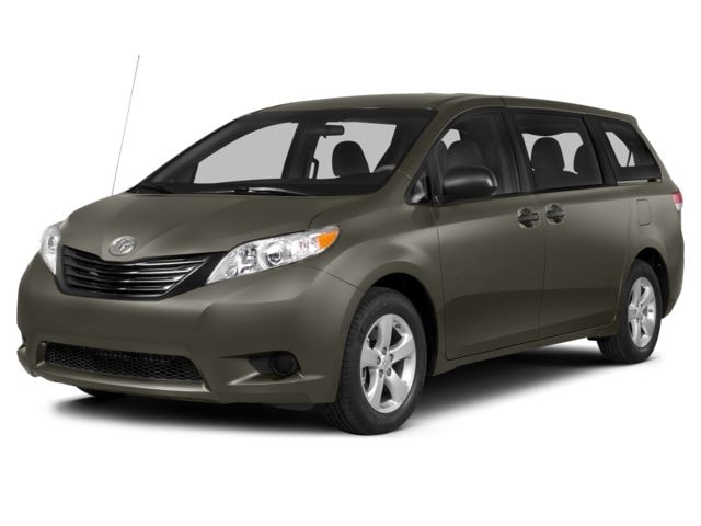 Used Toyota Sienna Buyer near Fresno CA