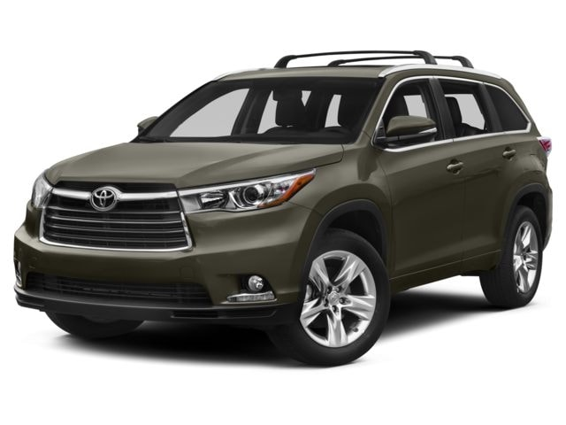 Rent A Toyota Highlander at Hamer Toyota