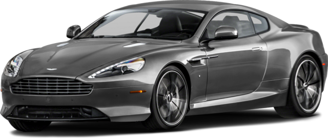 2016 Aston Martin DB9 Coupe GT Bond Edition