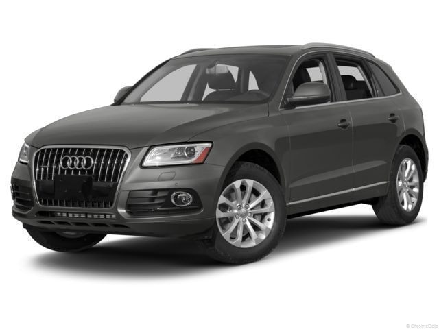 New Audi Q5 in Anchorage