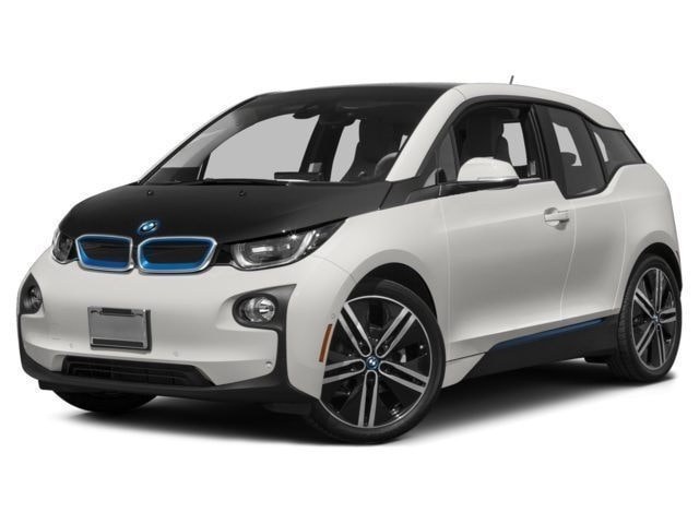 2016 BMW i3 Hatchback Electric Car