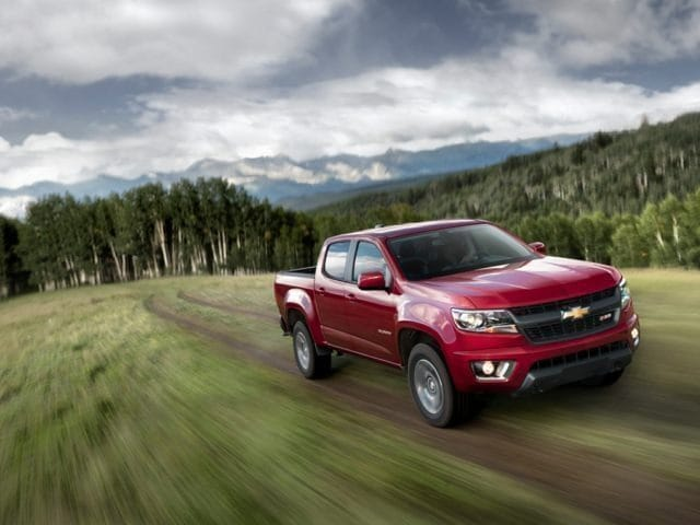 New Chevy Colorado dealer near Toledo OH