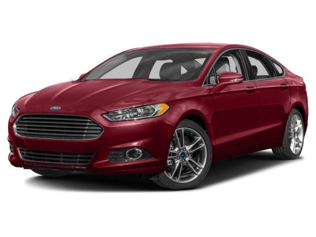 Ford Fusion Dealer Serving Wylie TX