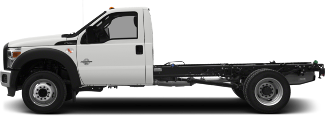 2016 Ford F-550 Chassis Truck XL