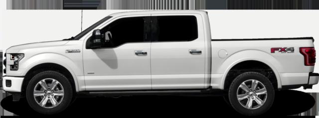 2016 Ford F-150 Truck Platinum
