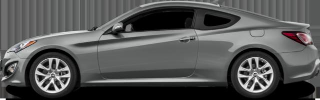 2016 Hyundai Genesis Coupe Coupe 3.8 Base w/Black Seats