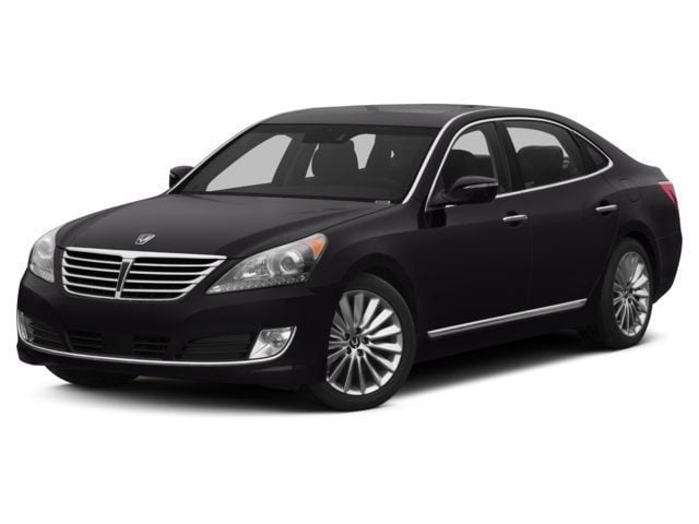 2016 Hyundai Equus Performance  Sedan