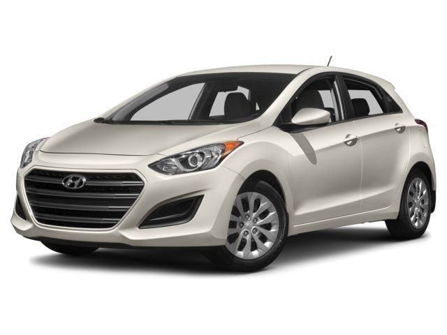 2016 Hyundai Elantra 5-Door Hatch