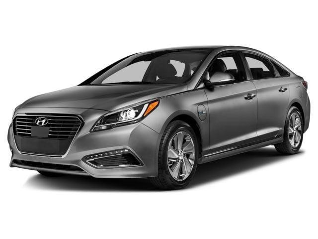 2016 Hyundai Sonata Plug-In Hybrid  car