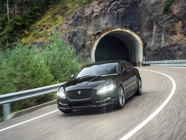 Strategic Vision Recognizes Jaguar Xj As Top Luxury Car In Total
