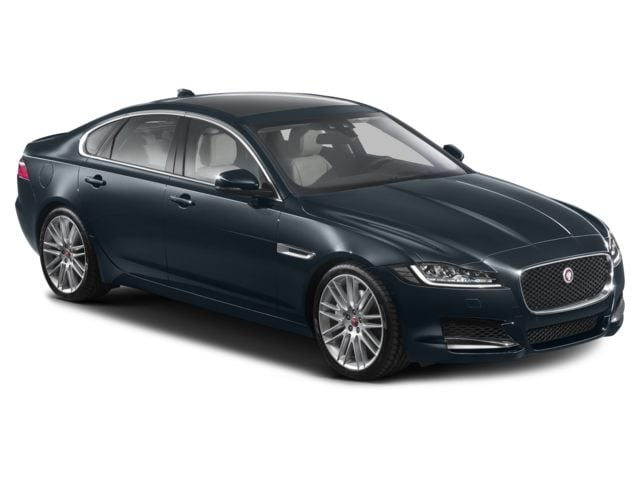 2016 Jaguar XF luxury sedan