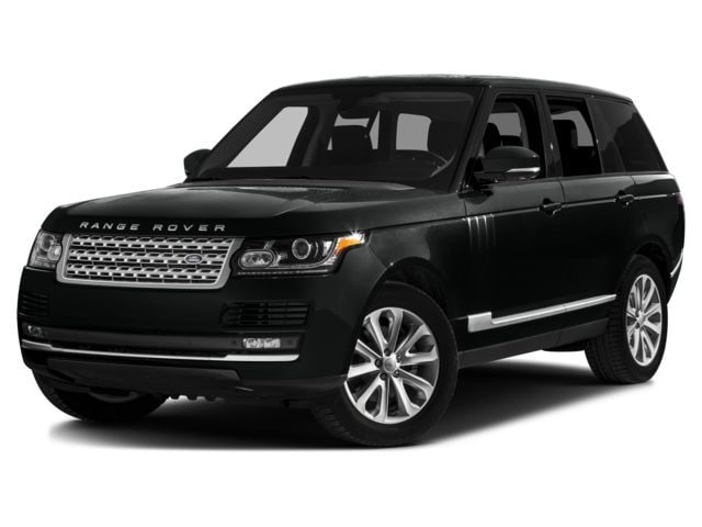 New Land Rover Range Rover SUV