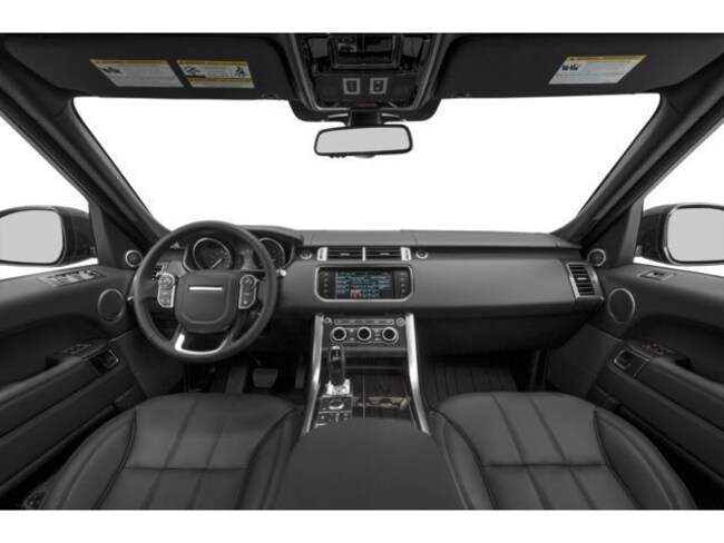 new white 2016 land rover range rover sport 5 0l v8 supercharged for sale in indianapolis in. Black Bedroom Furniture Sets. Home Design Ideas