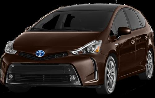 2016 Toyota Prius v Wagon