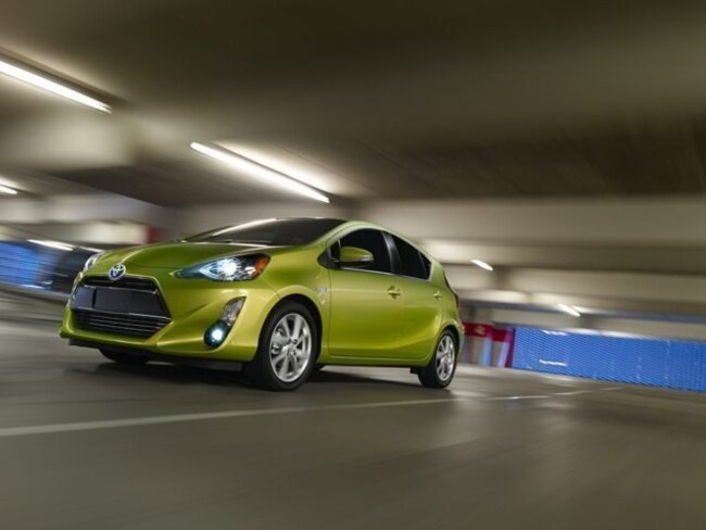 New 2016 Toyota Prius c Two Hatchback Brookhaven, MS