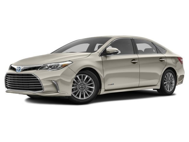 2016 Toyota Avalon Hybrid Limited w/ Entune Prem JBL Audio Nav & Pwr Moonroo Sedan